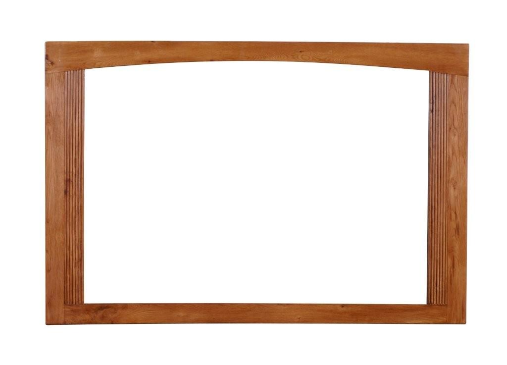 KUBA Large Rectangular Dining Mirror