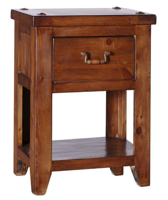 STONEY 1-Drawer Small Telephone Table