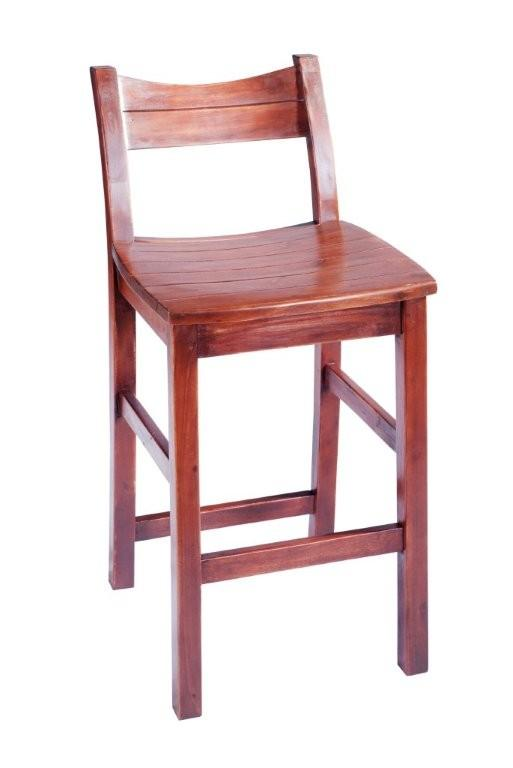 OUTBACK OUT DOOR Bar Stool Timber Seat