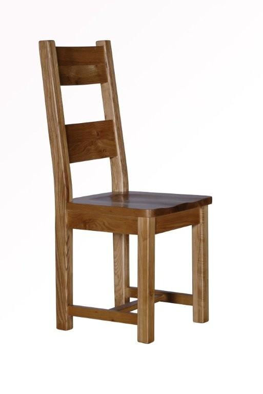 VANCOUVER Dining Chair Timber Seat