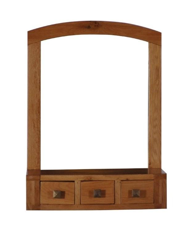 Trinket Mirror (for 3 Drawer Lowboy)