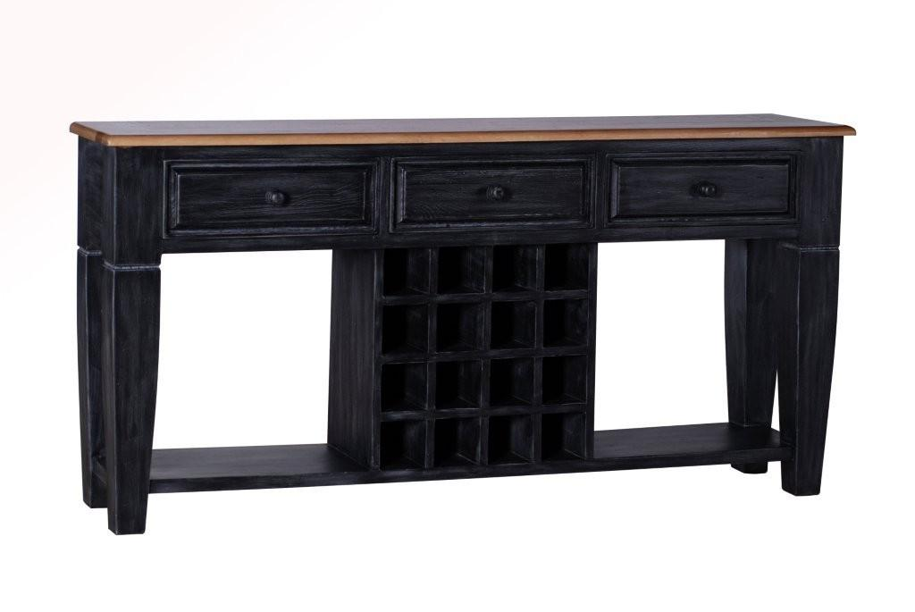 CHATEAUX Wine Sofa Table