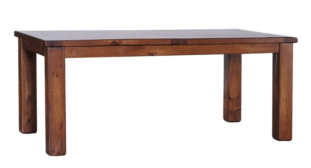 STONEY Smaller Butterfly Extension Dining Table