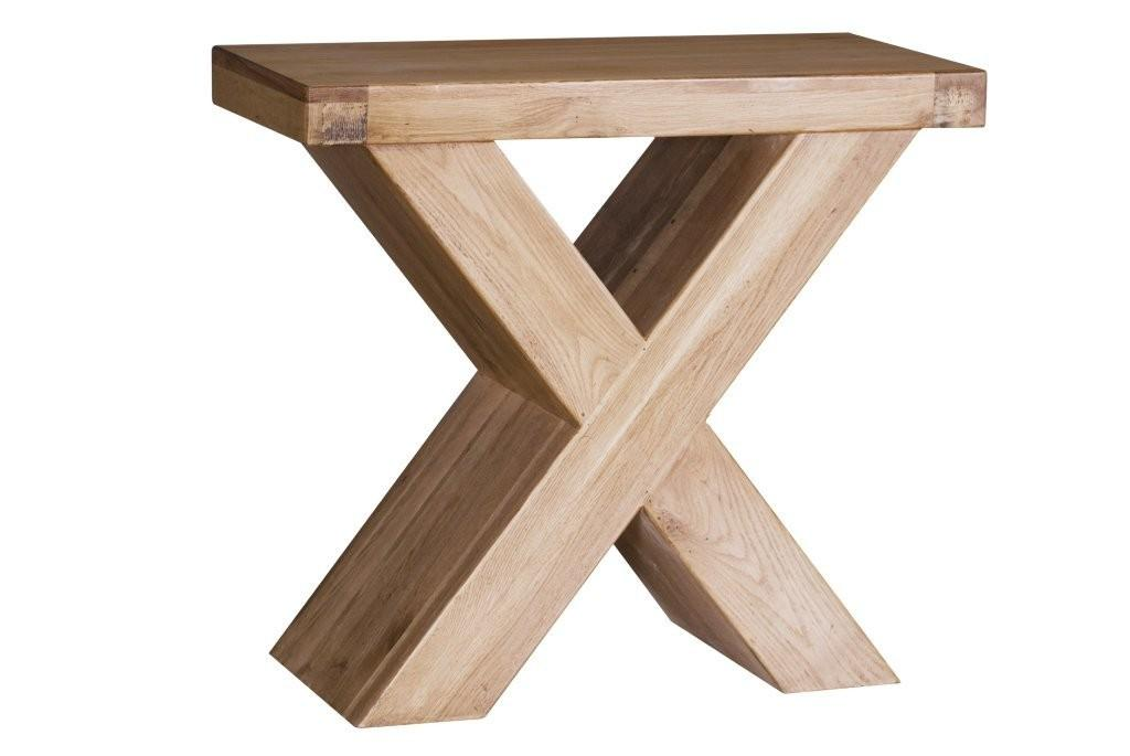 The X Hall Table
