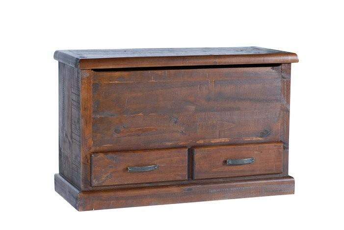 TRINIDAD Blanket Box with 2-Drawer