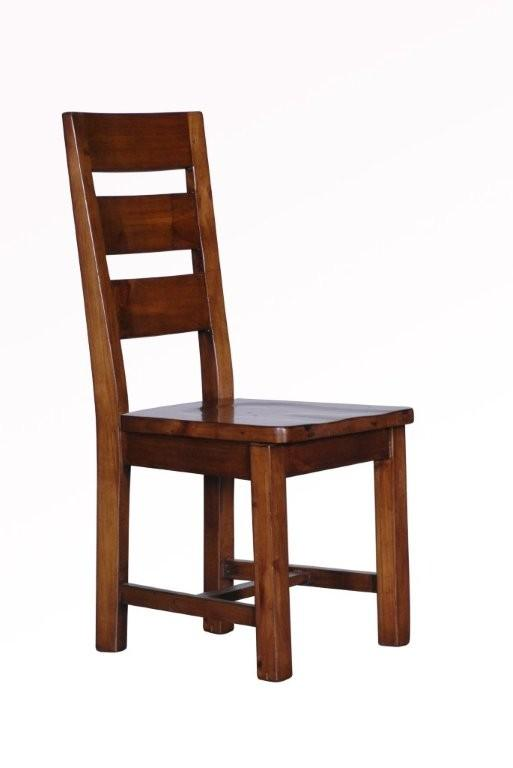 STONEY Dining Chair Timber Seat